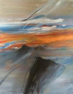 Vulkanlandschaft II 2012